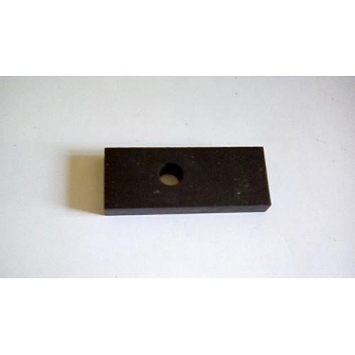 CLANSMAN VEHICLE HARNESS BOX MOUNTING RUBBER BLOCK
